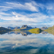 Lofoten summer landscape panorama - PhotoDune Item for Sale