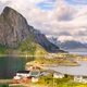 Lofoten summer landscape - PhotoDune Item for Sale