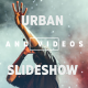 Dynamic Urban Slideshow - VideoHive Item for Sale