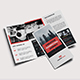 Tri-fold Creative Brochure - GraphicRiver Item for Sale