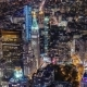 Aerial Shot of New York City, Manhattan Business District. Metropolis Urban Background - VideoHive Item for Sale