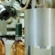 Full Automated Conveyor Line in the Winery. Closes Bottle Full of Wine - VideoHive Item for Sale