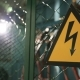High Voltage Sign. Electrical Equipment - VideoHive Item for Sale