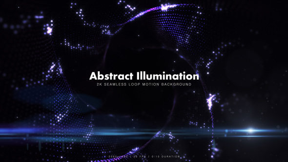 Videohive Abstract Illumination 8 17530233
