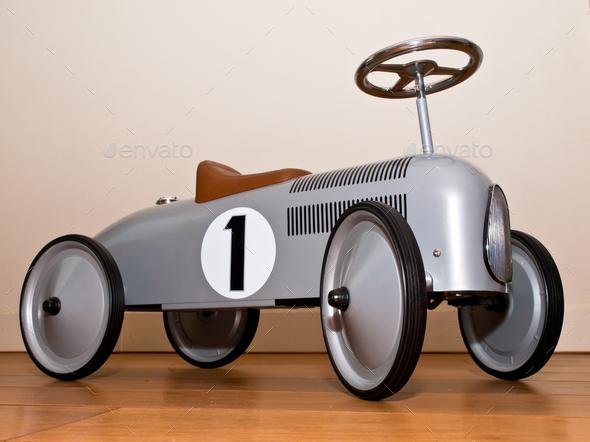 toy bike - Stock Photo - Images