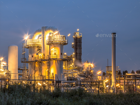 Heavy Industrial Chemical details - Stock Photo - Images