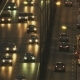 Cars Moving Slowly through a Bridge - VideoHive Item for Sale