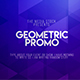 Geometric Promo - VideoHive Item for Sale