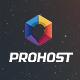 ProHost - Power Pack Hosting WordPress Theme - ThemeForest Item for Sale