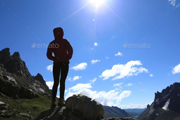 Hiking - Stock Photo - Images