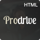 Prodrive - Chauffeur, Limousine, Transport and Car Hire HTML Template