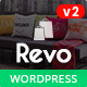 Revo - Multi-purpose WooCommerce WordPress Theme (12+ Homepages & 5 Mobile Layouts Included) - ThemeForest Item for Sale