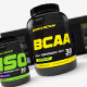 ISO BCCA Supplement Label Template - GraphicRiver Item for Sale