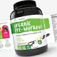 Pre-Workout Supplement Label Template - GraphicRiver Item for Sale
