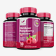 Raspberry Health Supplement Packaging Template