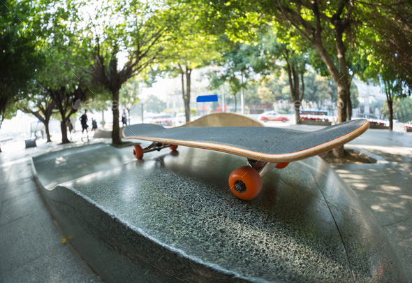 Skateboard - Stock Photo - Images