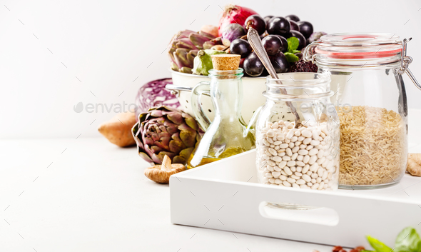 Healthy food concept - Stock Photo - Images