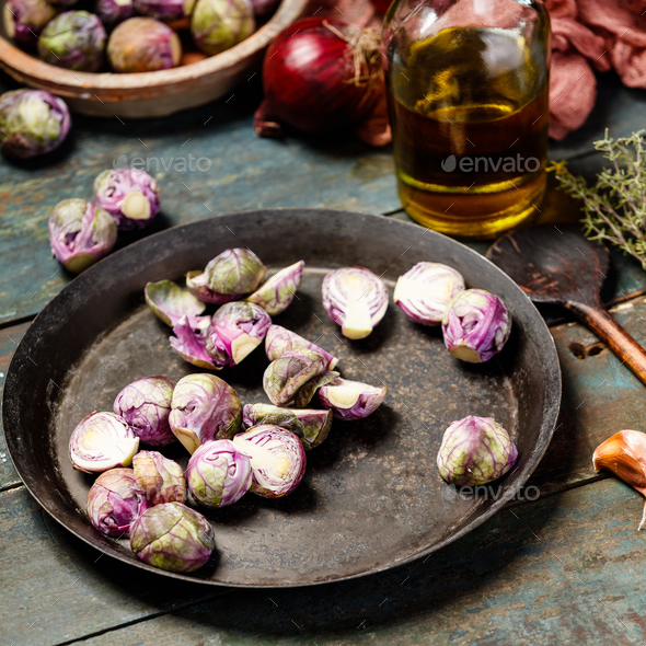 Healthy ingredients - Stock Photo - Images
