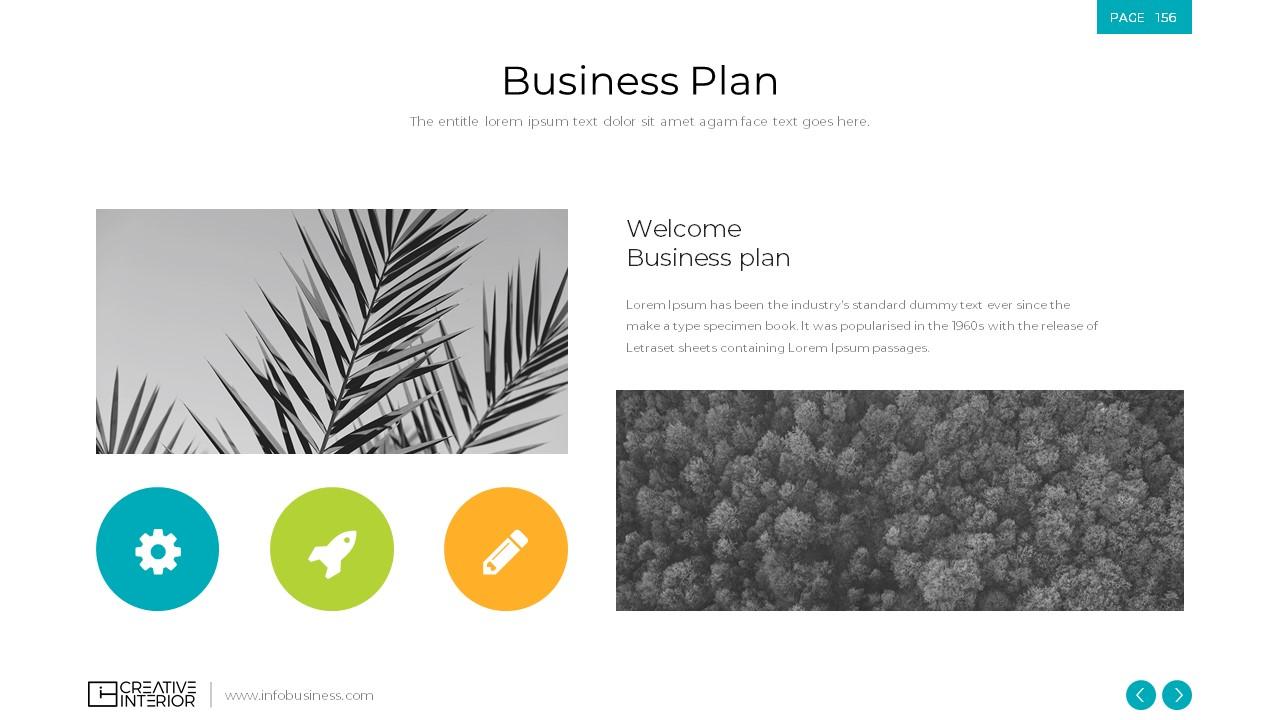 Creative Interior | Google Slide Template by PantonStudio | GraphicRiver
