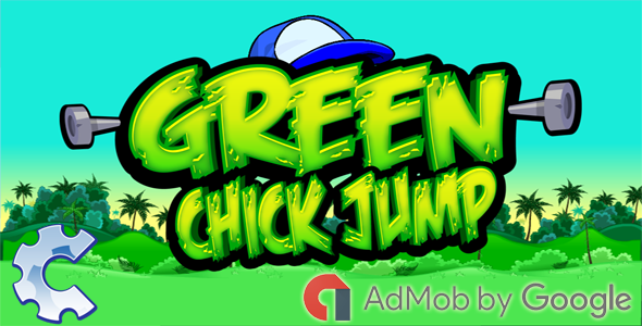 Green Chick Jump - CodeCanyon Item for Sale