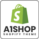 A1Shop - Responsive & Multipurpose Sectioned Drag & Drop Shopify Theme - ThemeForest Item for Sale