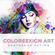 ColoreeXign Art | PS Action - GraphicRiver Item for Sale