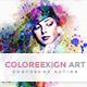 ColoreeXign Art | PS Action - GraphicRiver Item for Sale
