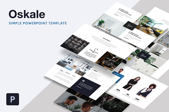 Oskale - Powerpoint Template - PowerPoint Templates Presentation Templates