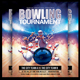 Bowling Tournament Flyer Template - GraphicRiver Item for Sale