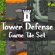 Tower Defense 2D Tile Sets - GraphicRiver Item for Sale