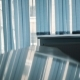 Window Blinds Swinging on Wind in Empty College Classroom - VideoHive Item for Sale