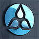 Triple Drops Logo - GraphicRiver Item for Sale