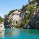 Gorge du Verdon canyon river in south of France - PhotoDune Item for Sale