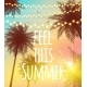 Feel This Summer Natural Palm Background Vector - GraphicRiver Item for Sale