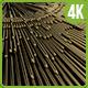 Golden Audiowave VJ Visual - VideoHive Item for Sale
