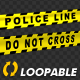Police Line - English Text - VideoHive Item for Sale