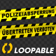 Police Line - German Text - VideoHive Item for Sale
