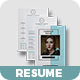 Journalist Resume - GraphicRiver Item for Sale