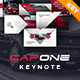 Capone Automotive Presentation Template - GraphicRiver Item for Sale