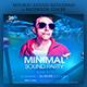 Minimal Sound Instagram + Facebook Cover - GraphicRiver Item for Sale