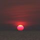 Sunset Over the Ocean - VideoHive Item for Sale