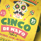 Cinco de Mayo Festival Flyer - GraphicRiver Item for Sale