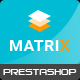 Matrix - Multipurpose Responsive PrestaShop Theme - ThemeForest Item for Sale