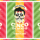 Sugar Skull Flyer - GraphicRiver Item for Sale