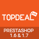 TopDeal - Multipurpose Responsive PrestaShop 1.6 & 1.7 Theme - ThemeForest Item for Sale