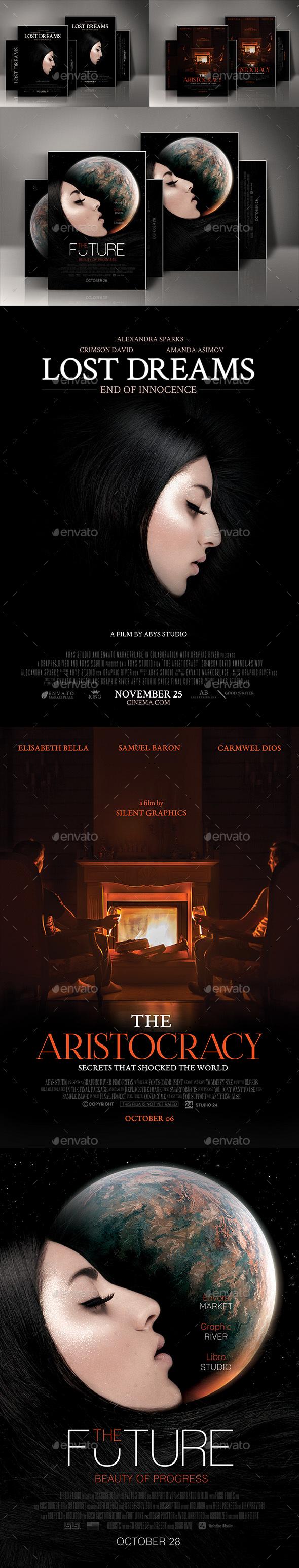 Movie Poster Bundle - Miscellaneous Events
