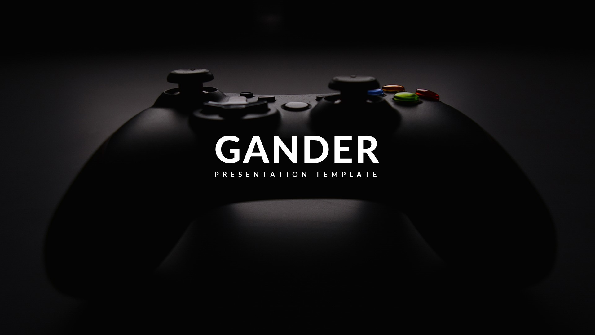 Gander creative powerpoint template by sphinxstudio graphicriver preview image setslide1 toneelgroepblik Choice Image