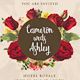 Floral Wedding Invitation Card - GraphicRiver Item for Sale