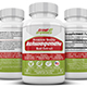 Ashwagandha Supplement Label - GraphicRiver Item for Sale