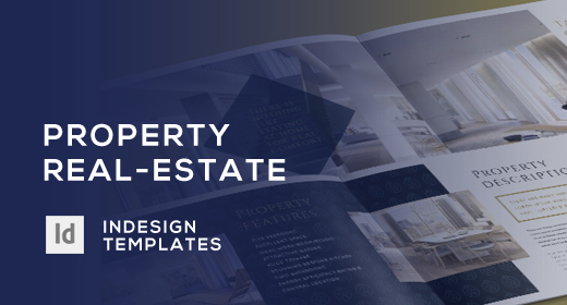 Property - Real-Estate - InDesign